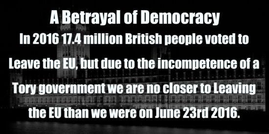 A Betrayal of Democracy