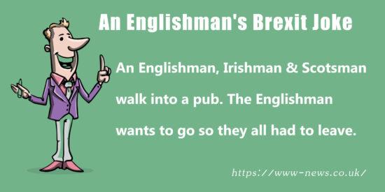 An Englishman's Brexit Joke