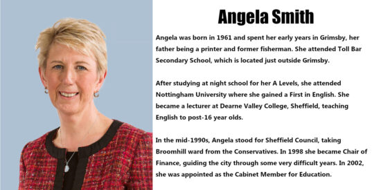 Angela Smith Independent MP