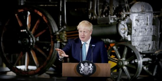 Boris Johnson Speech at Manchester Science and Industry Museum