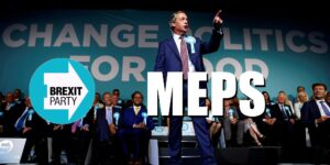 Brexit Party MEPs 2019