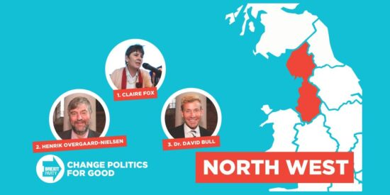 Brexit Party North West England MEPs