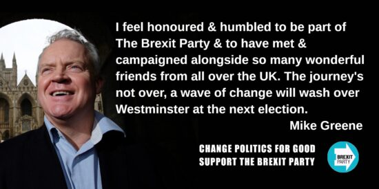 A Wave of Change Will Wash Over Westminster at the Next Election - Mike Greene