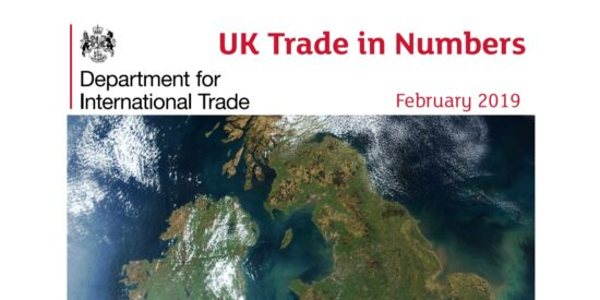 DIT UK Trade in Numbers February 2019
