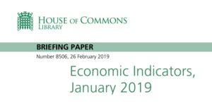 Economic Indicators January 2019 Briefing Paper