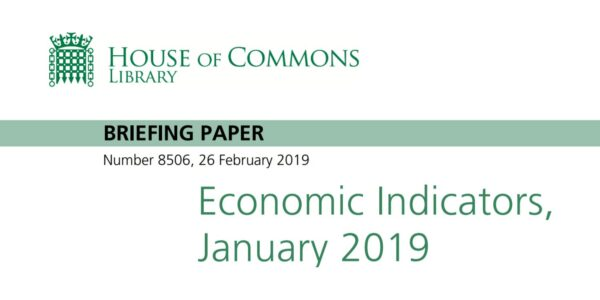 Economic Indicators January 2019 Briefing Paper