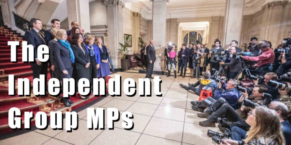Independent Group MPs