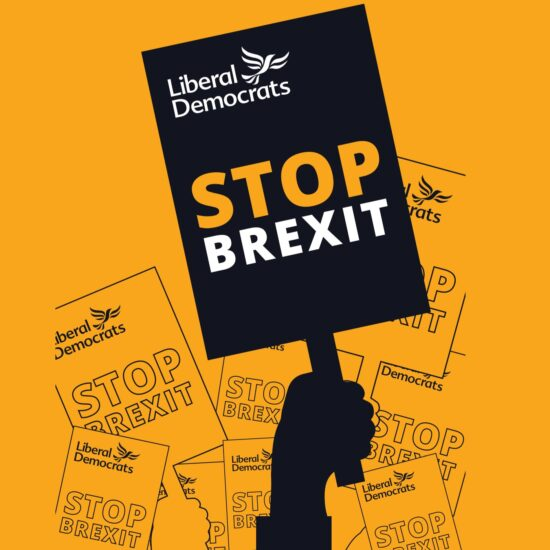 Liberal Democrats Stop Brexit Manifesto