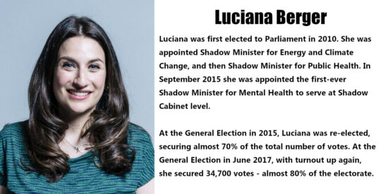 Luciana Berger Independent MP