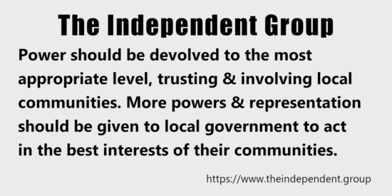 More Powers Should be Given to Local Government