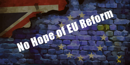 No Hope of EU Reform