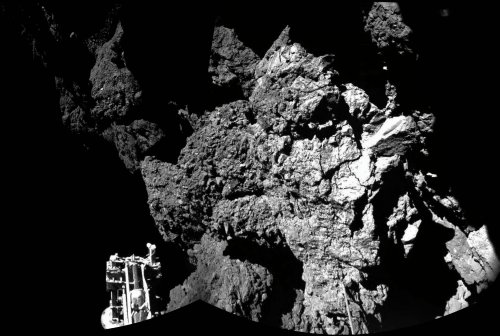 Philae Comet