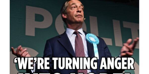 The Brexit Party Starts Political Earthquake