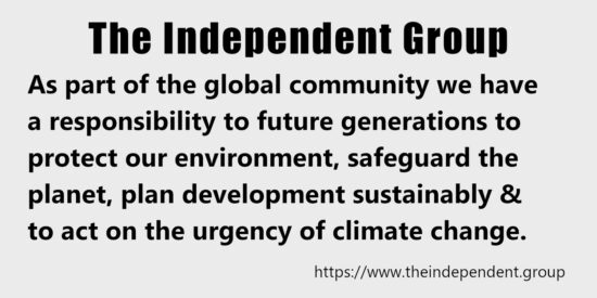 We Have a Responsibility to Future Generations to Protect our Environment