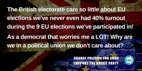 Why Are We In A Political Union We Do Not Care About?