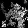 First Ever Comet Landing a Success