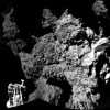 Rosetta Philae Probe Touches Down on Comet
